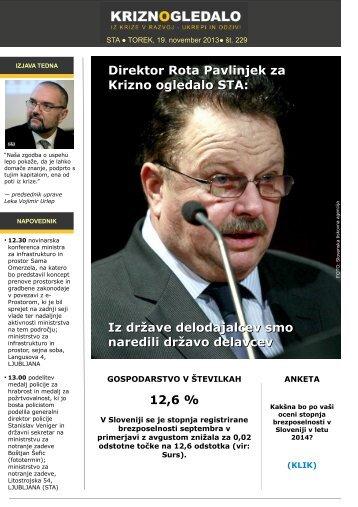 Številka 229 - Krizno ogledalo - Sta.si