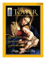 [tÑÑç `Éà{xÜËá Wtç - St. Thomas More Catholic Church