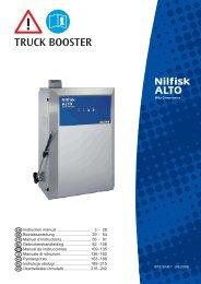 truck booster - Wap Nilfisk Alto Shop