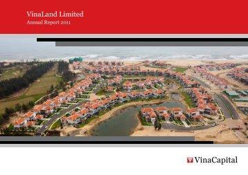 VNL 2011 annual report - VinaCapital