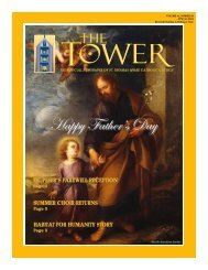 June 16, 2013 - St. Thomas More Catholic Church