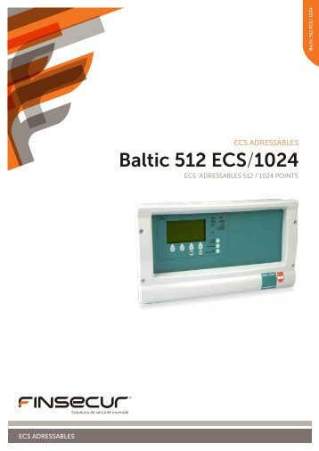 Baltic 512 ECS/1024 - CICOM TECHNOLOGIES