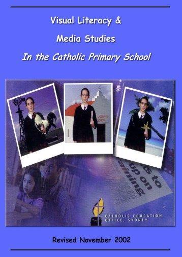 Visual Literacy & Media Studies in the Catholic Primary School