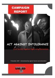 pdf 1.5MB - UNITED for Intercultural Action