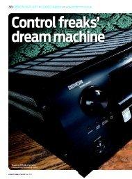 Control freaks dream machine - Hi-Fi Klubben