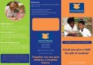 Volunteer Reading Appendix 2b - Wellingborough Borough Council
