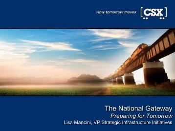 The National Gateway The National Gateway
