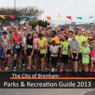 City of Brenham Parks Guide 2013