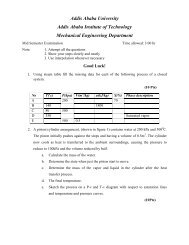 Old-Exam with solution.pdf - Yidnekachew