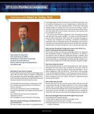 Robert W. Smiley - Digital Learning Environments
