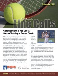California - United States Professional Tennis Association
