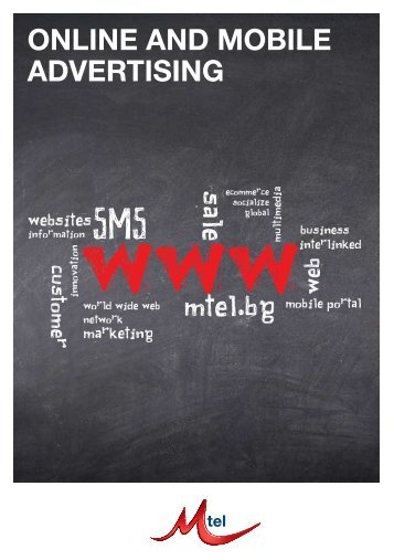 Online and MObile advertising - Mtel