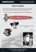 Download - Bowltech Danmark A/S - Page 6