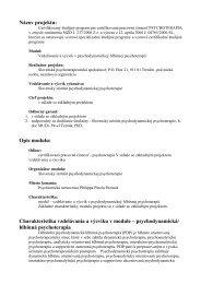 hlbinná psychoterapia - Slovenská psychoterapeutická spoločnosť