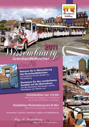 Wissembourg - Schweigen Rechtenbach