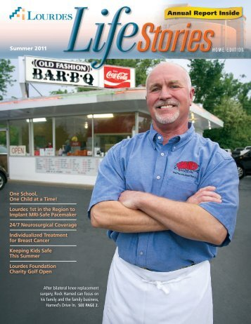 Life Stories Home Edition - Summer 2011 - Catholic Health Partners