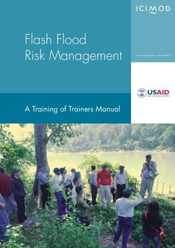 Flash Flood Risk Management – A Training of Trainers ... - ReliefWeb