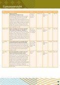 Postacademisch onderwijs voor predikanten en geestelijk verzorgers - Page 6