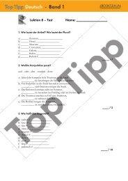 Lektion 8 – Test Name