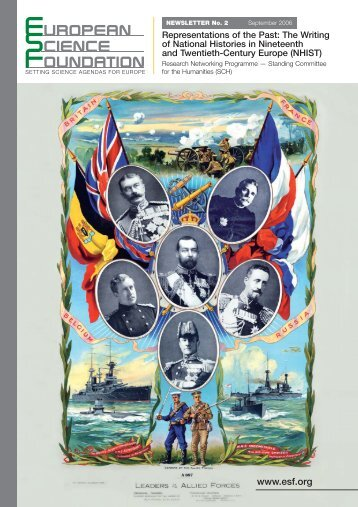 The Writing of National Histories in Nineteenth and Twentieth ...