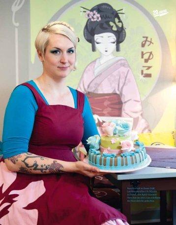 20 Jahre – Happy Birthday Saisonküche - les gourmandises de ...
