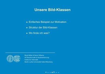 Folien, pdf - Institut für Informatik - Martin-Luther-Universität Halle ...