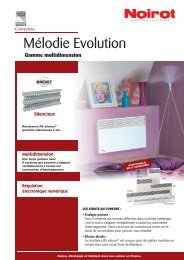 Mélodie Evolution