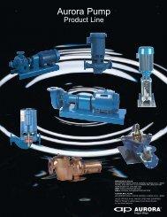 Aurora Pump - Mercado-ideal