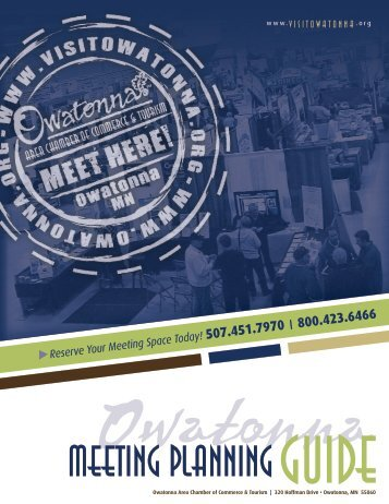 View PDF Now - Owatonna Chamber of Commerce