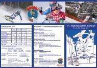 71. Hahnenkamm-Rennen 2011 - Infos und Preise