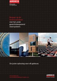 Airdeck Algemene Brochure (Nederlands)