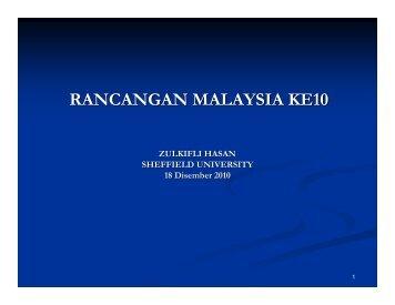 RANCANGAN MALAYSIA KE10