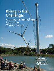 Rising to the Challenge: - Clean Energy States Alliance