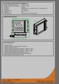 uav : modulo master can bus con ingressi, uscite, display e ... - 3b6.it - Page 2
