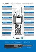 The SEPURA STP8000 - IT Radio Service - Page 2