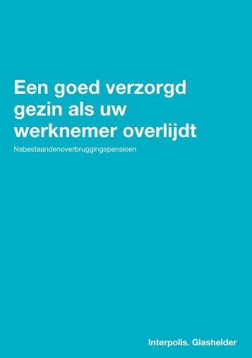 Brochure Werkgever - Interpolis