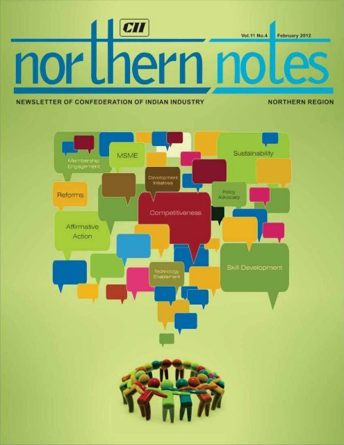Northern Notes February 2012 - CII