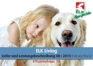 Liefer- und Leistungsbeschreibung - ELK Fertighaus