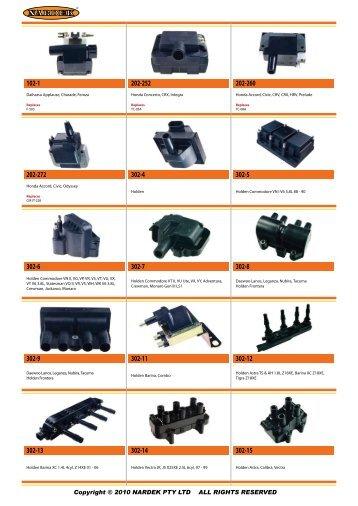 PDF Catalogue - Nardek