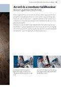 Gyémántfúrógépek, betoncsiszoló,falhoronymarók - Bosch - Page 2