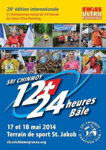 Sri Chinmoy Marathon Team - Schweiz