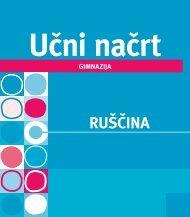 RUŠČina - Portal Ministrstvo za šolstvo in šport