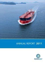113600 EURONAV JAARVERSLAG 2011 ENG ... - Alle jaarverslagen