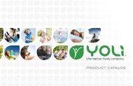 product catalog - Yoli