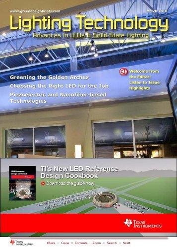Greening the Golden Arches Choosing the Right ... - NASA Tech Briefs