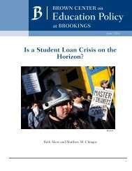 is a student loan crisis on the horizon