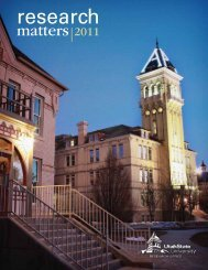 Research and Graduate Studies - Utah State University