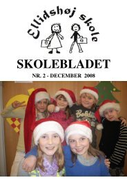 december 2008 - Ellidshøj Skole