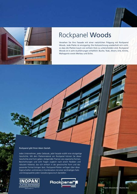 Rockpanel Woods - Inopan