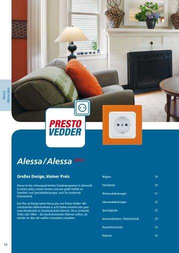 Alessa / Alessa plus - Presto-Vedder